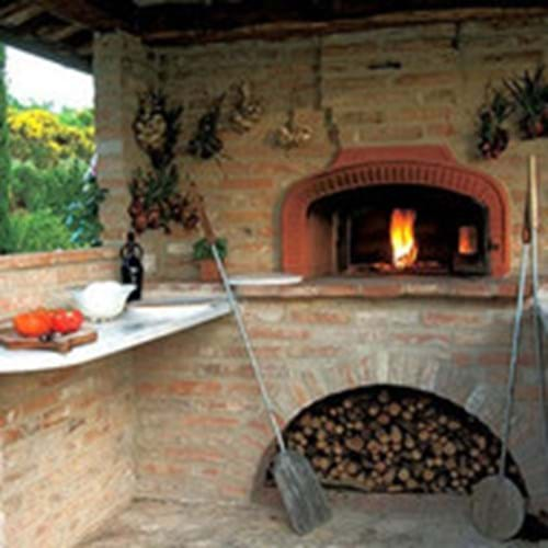Wood Fire Oven & Greek BBQ